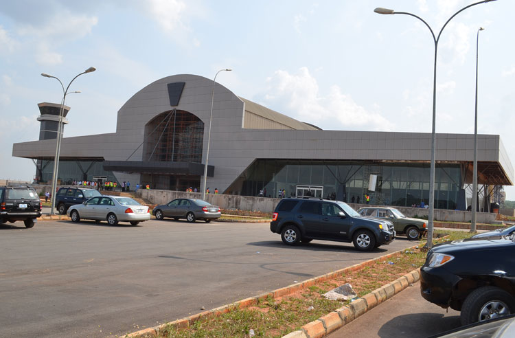 Newly Built Asaba Airport