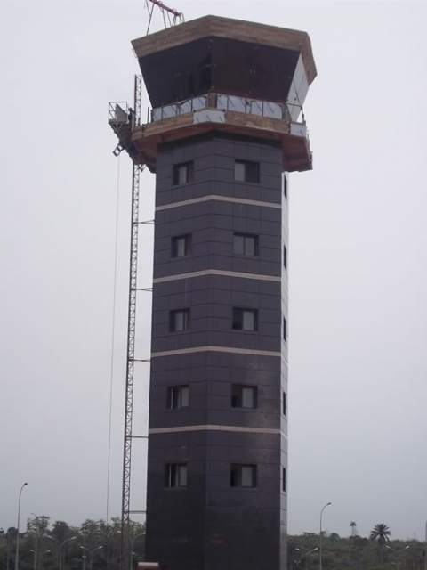 Completed Asaba Tower