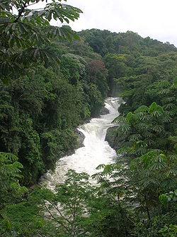 The Cross River