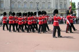 The British Royal Guard