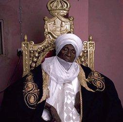 The legendary Sadiq Abubakar III