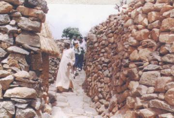 A shot of the wonderful Sukur Cultural landscape
